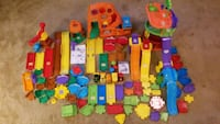 Vtech gogo smart cars & train large lot of 4 sets Springfield, 22153