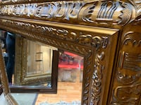Authentic Victorian Gold Frame Mirror  Toronto