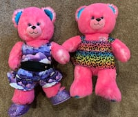 2 Build A Bears! Comes with clothes and plays music!! Sioux Falls, 57103