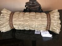 "Waterford decorative pillow. 15"" x 6""NWT Scottsdale, 85255"