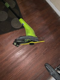 Green works Wireless weed cutter