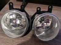 2016 & Up OEM Right/Left Fog lights Fredericksburg
