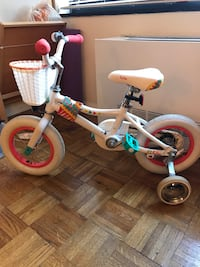 kids bicycle 纽约市, 10025