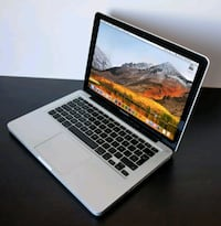 "MacBook Pro 13"" i5, SSD120GB + HD500GB. Bat. NUEVA Barcelona"