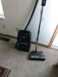 Hoover Power Max vaccum