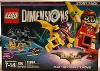 LEGO Dimensions: Story Pack - The LEGO Batman Movie - BRAND NEW, UNOPENED ! Mount Prospect, 60056