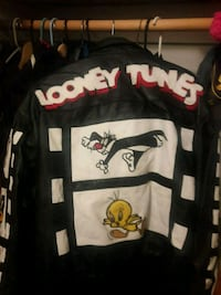 Leather Looney Tunes Jacket Rochester Hills, 48309