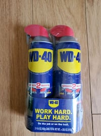 WD40 - 14oz pack of 2