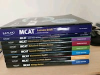 Mcat books Bethesda