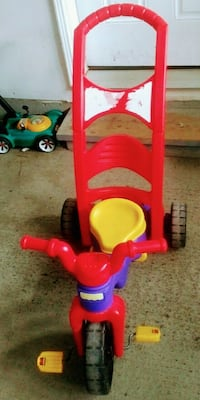 Kid tricycle 712 km