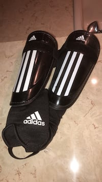 black and white Adidas gear