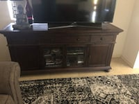 Wood Buffet or entertainment center Palm Springs, 92262