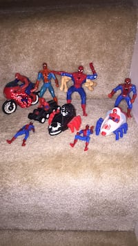 Plastic Spiderman toys Damascus, 20872