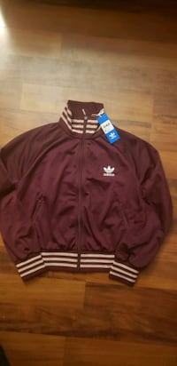 Adidas Track Jacket women - new with tags Mississauga, L5J 2B9