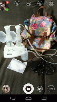 white Medela electric breast pump Tucson, 85714