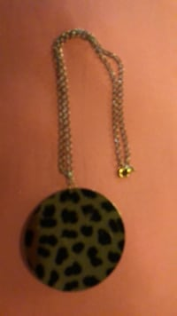 leopard necklace Anchorage, 99518
