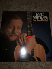 Roger Whittaker - best loved ballads. Brampton, L6S 1P4