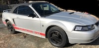 Ford - Mustang Deluxe Convertible - 2002 Elkton