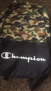 Camo Champion Backpack Oklahoma City, 73120