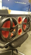 Cadance subwoofer 2x12""