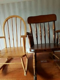 Solid wood children's rocking chair Ottawa, K0A 1L0