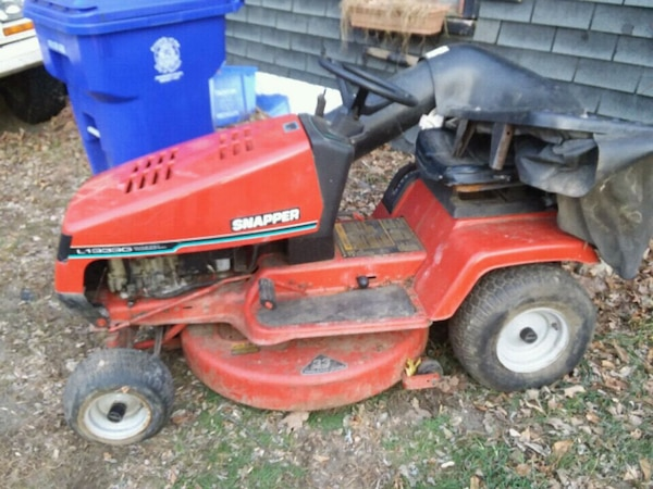 Used Snapper Older Riding Mower For Sale In Taunton Letgo