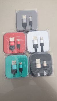 WARNER IPHONE 5/6 CHARGING CABLE Surrey, V3V 7W2