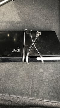 Samsung blu ray player (remote included)