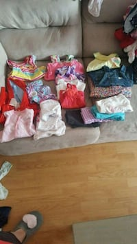 toddler's assorted clothes Barrie, L4N 7C7