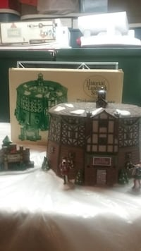 Department 56--The Old Globe Theatre