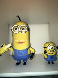 Kevin and Stuart Minion Toys TORONTO