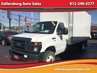 2015 Ford Econoline Van Cab-Chassis 2D Sellersburg