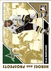 2007-08 ITG Heroes and Prospects #54 Brad Marchand Card Markham, L3S 3P7