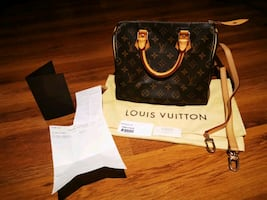 Louis Vuitton Speedy Bag (authentic)
