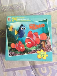 Finding Nemo jigsaw puzzle set. In very excellent condition Winnipeg, R2K