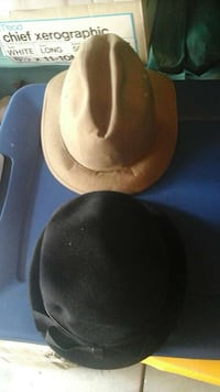 Stetson  and Ritz hats