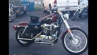 Harley sportster 1200  fast will trade for a truck Newark, 19711