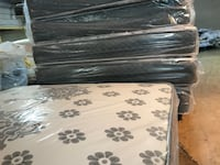 Mattress and box spring available all sizes and delivery  Wood Dale, 60191