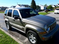 Jeep Liberty Limited '06 (4X4) Repentigny