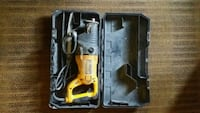 red and black Milwaukee cordless power tool with case Upper Marlboro, 20774