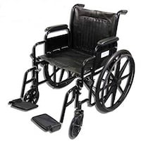 New in Box Wheelchair on sale - Easy to fold -