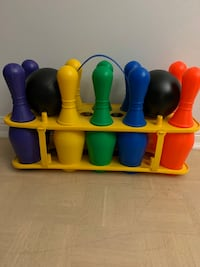 Kids bowling set ( very good condition)  Richmond Hill, L4S 1S8