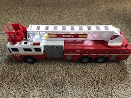 Tonka Toy Fire Truck