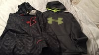 Under Armour pullover hoodies
