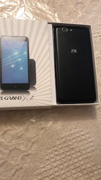 ZTE grand x2 unlocked perfect working condition  Mississauga, L5C 4H8