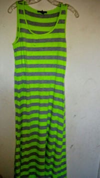 Forever 21 long dress size m