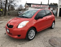 2008 Toyota Yaris LE/Automatic/Certified/Gas Saver/Pwr Group Scarborough, ON M1J 3H5, Canada