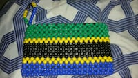 green yellow and black coin purse Killeen, 76549
