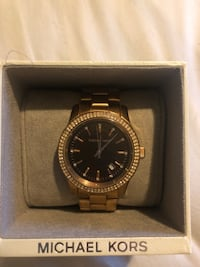 Rose Gold MIchael Kors Watch Mc Lean, 22101