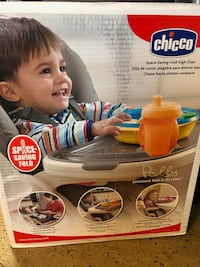 Chicco Polly Folding High Chair